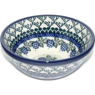 Ceramika Artystyczna Kitchen Bowl Size 2 Blackberry Vineyard