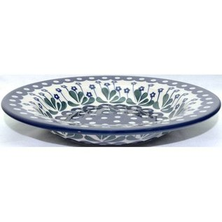 Ceramika Artystyczna Pasta Bowl Royal Forget Me Not