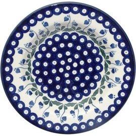 Ceramika Artystyczna Pasta Bowl Royal Hanging Hearts