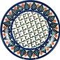 Ceramika Artystyczna Dinner Plate Autumn Spruce