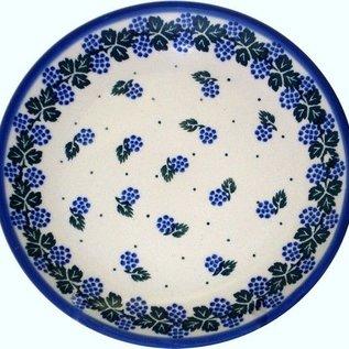 Ceramika Artystyczna Dinner Plate Blackberry