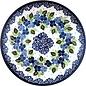 Ceramika Artystyczna Dinner Plate Blue Chiffon