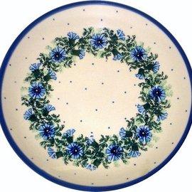 Ceramika Artystyczna Dinner Plate Carnation