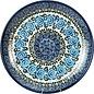 Ceramika Artystyczna Dinner Plate Lady Godiva Blue