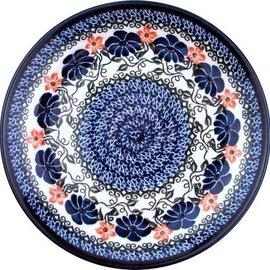 Ceramika Artystyczna Dinner Plate Morning Vista