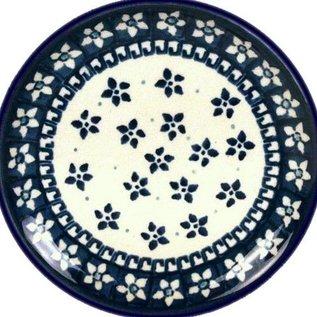 Ceramika Artystyczna Dinner Plate Paris Cafe