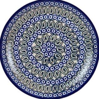 Ceramika Artystyczna Dinner Plate Pistachio