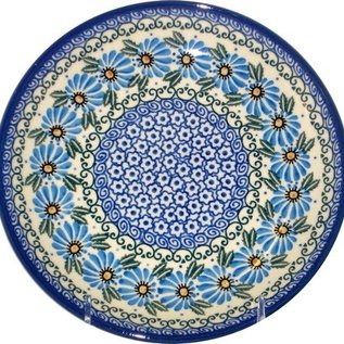 Ceramika Artystyczna Dinner Plate Prairie Daisies