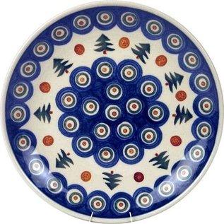 Ceramika Artystyczna Dinner Plate Royal Evergreen