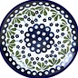 Ceramika Artystyczna Dinner Plate Royal Forget Me Not