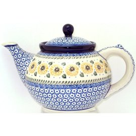Ceramika Artystyczna Teapot Size 3 Maple Sugar