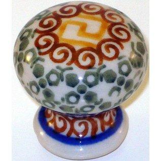 Ceramika Artystyczna Drawer Pull Autumn