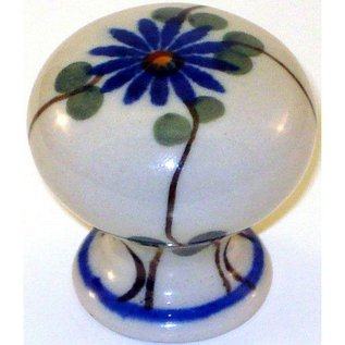 Ceramika Artystyczna Drawer Pull Daisy Chain