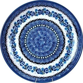 Ceramika Artystyczna Luncheon Plate Sweetheart Rose