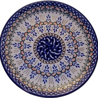 Ceramika Artystyczna Luncheon Plate Winter Wheat