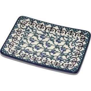 Ceramika Artystyczna Rectangular Soap Dish Charlotte's Web