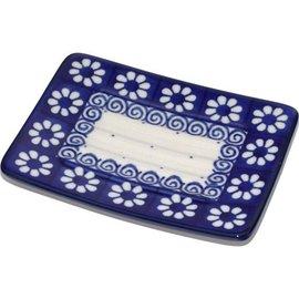 Ceramika Artystyczna Rectangular Soap Dish Madison Avenue