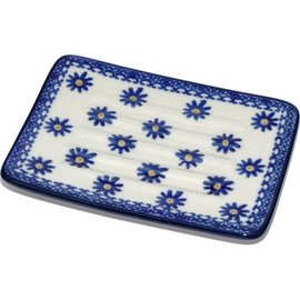 Ceramika Artystyczna Rectangular Soap Dish Sunny Side Up
