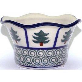 Ceramika Artystyczna Votive Holder Evergreen