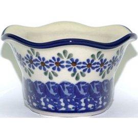 Ceramika Artystyczna Votive Holder Petit Point