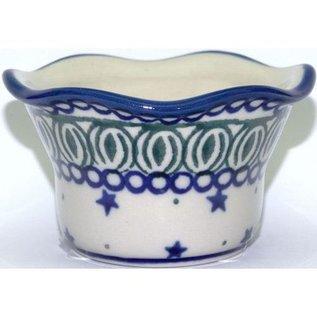 Ceramika Artystyczna Votive Holder Pistachio