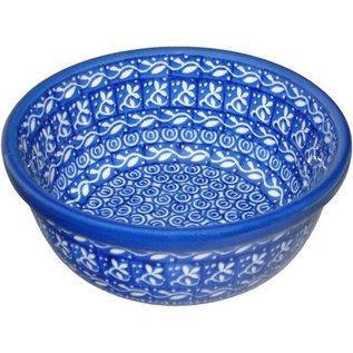 Ceramika Artystyczna Modern Bowl Size 2 Blue Silk