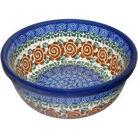Ceramika Artystyczna Modern Bowl Size 2 Lady Godiva Auburn