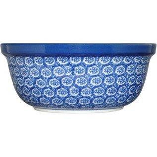 Ceramika Artystyczna Modern Bowl Size 2 Rose Turquoise