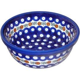 Ceramika Artystyczna Modern Bowl Size 2 Royal Cranberry
