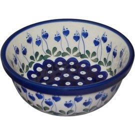 Ceramika Artystyczna Modern Bowl Size 2 Royal Hanging Hearts
