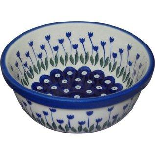 Ceramika Artystyczna Modern Bowl Size 2 Royal Tulips