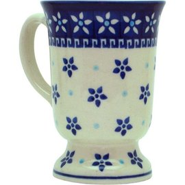 Ceramika Artystyczna Pedestal Cup Paris Cafe
