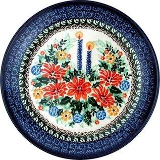 Ceramika Artystyczna Dinner Plate Candlelight Signature
