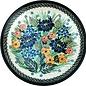 Ceramika Artystyczna Dinner Plate Fantasia Signature