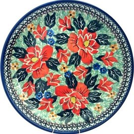 Ceramika Artystyczna Dinner Plate Marquis Coral Signature