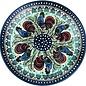 Ceramika Artystyczna Dinner Plate Rooster (Chanticleer) Signature