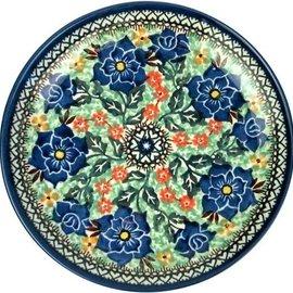 Ceramika Artystyczna Dinner Plate Celeste Indigo Signature