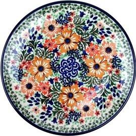Ceramika Artystyczna Dinner Plate Valencia Signature