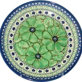 Ceramika Artystyczna Dinner Plate Cosmos Green Signature 4