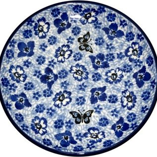 Ceramika Artystyczna Bread & Butter Plate Chintz Butterfly