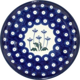 Ceramika Artystyczna Bread & Butter Plate Royal Daisies