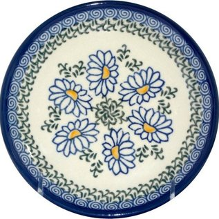 Ceramika Artystyczna Bread & Butter Plate Silver Daisy