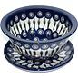 Ceramika Artystyczna Berry Bowl Royal Peacock