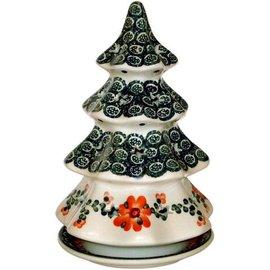 Ceramika Artystyczna Tree Size 2 Rose Tangerine