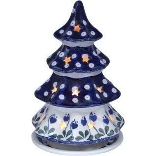 Ceramika Artystyczna Tree Size 2 Royal Hanging Hearts