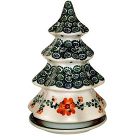 Ceramika Artystyczna Tree Size 3 Rose Tangerine