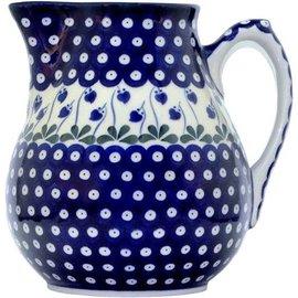Ceramika Artystyczna Modern Pitcher Royal Hanging Hearts