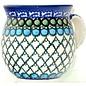 Ceramika Artystyczna Bubble Cup Small Geometric Ocean Signature