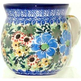 Ceramika Artystyczna Bubble Cup Small Venetian Floral Signature