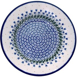 Ceramika Artystyczna Pasta Bowl Winter Tulips